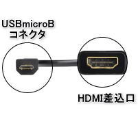 MHL変換アダプター 写真2