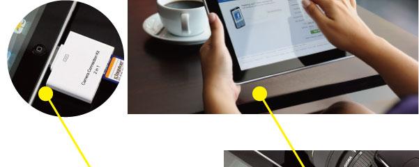 ipad 2 in 1 コネクションキット